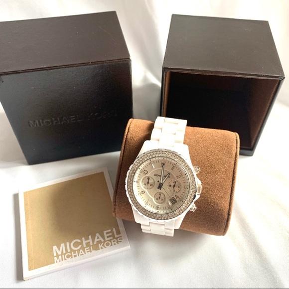 NWOT Michael Kors MK5079  Runway Watch